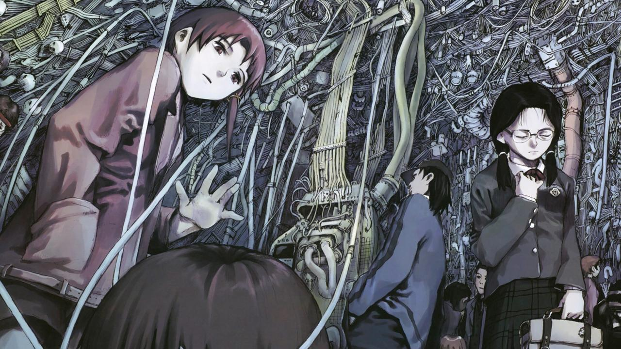 5. Serial Experiments Lain (1998)