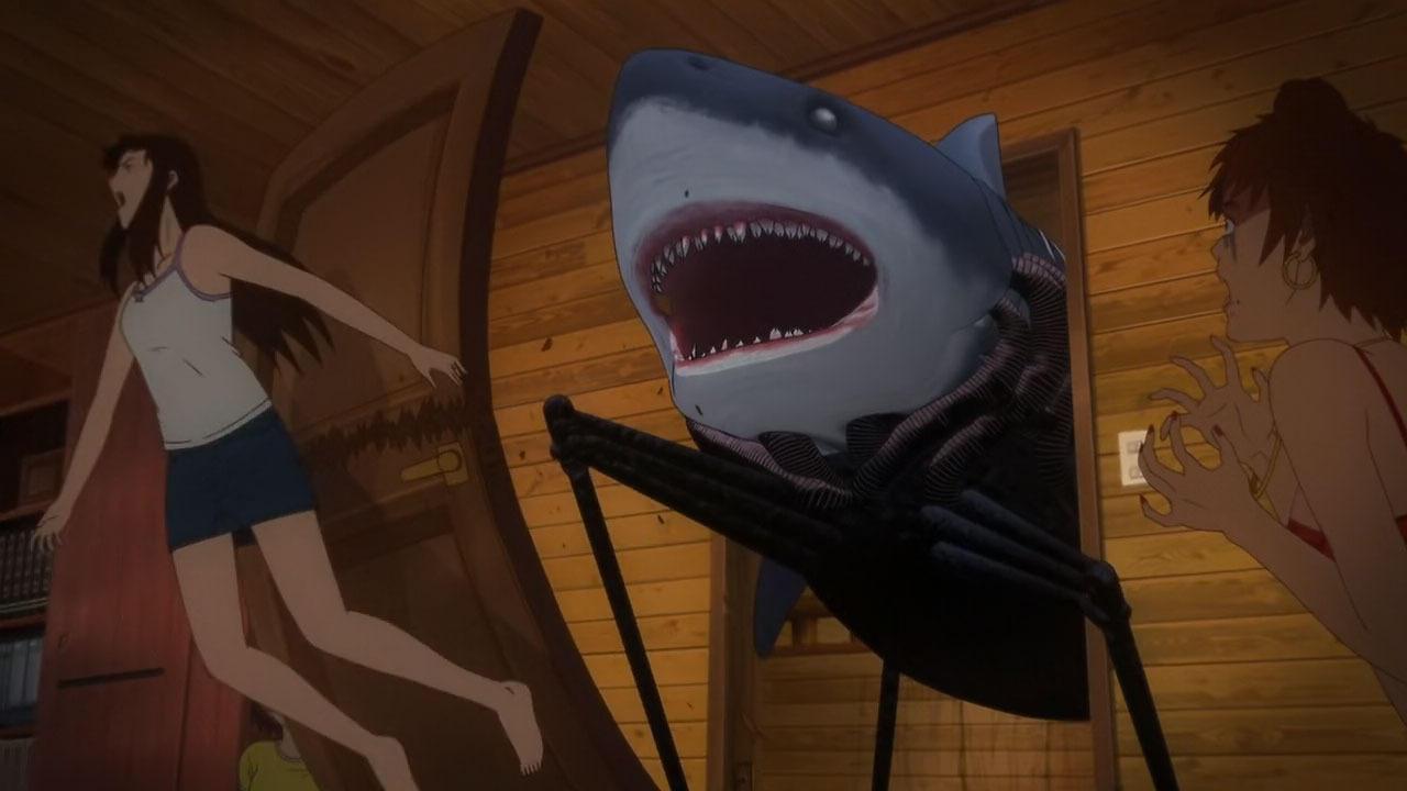 2. Gyo: Fish Attack (2012)