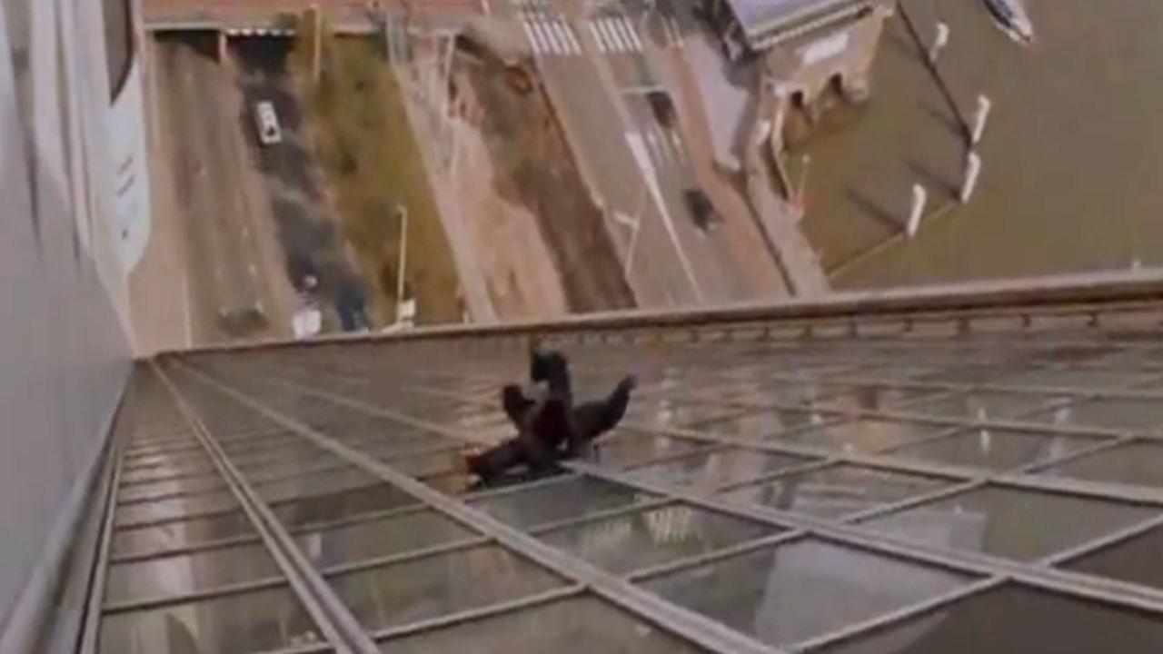 9. Who Am I? (1997) - Skyscraper Slide