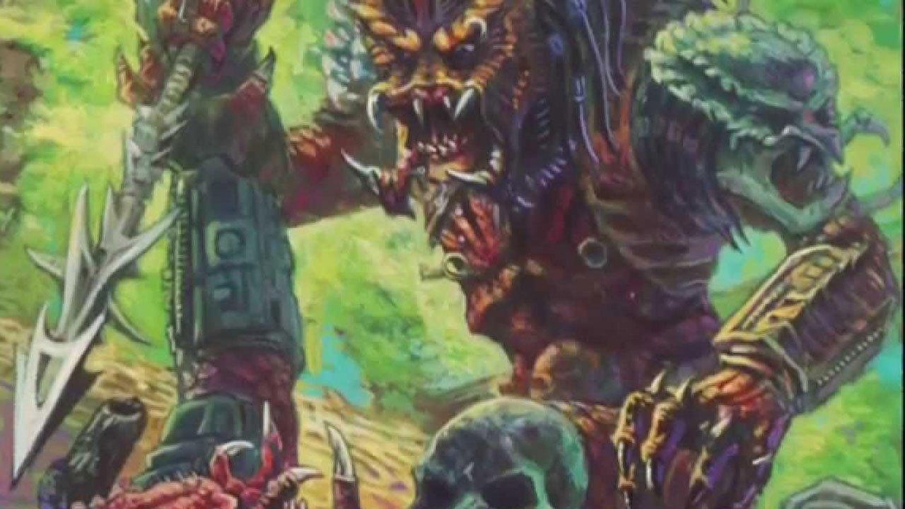 5. Bad Blood Predator