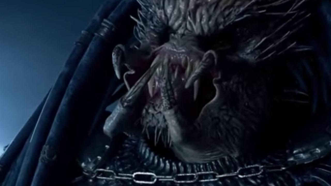 7. Ancient Predator