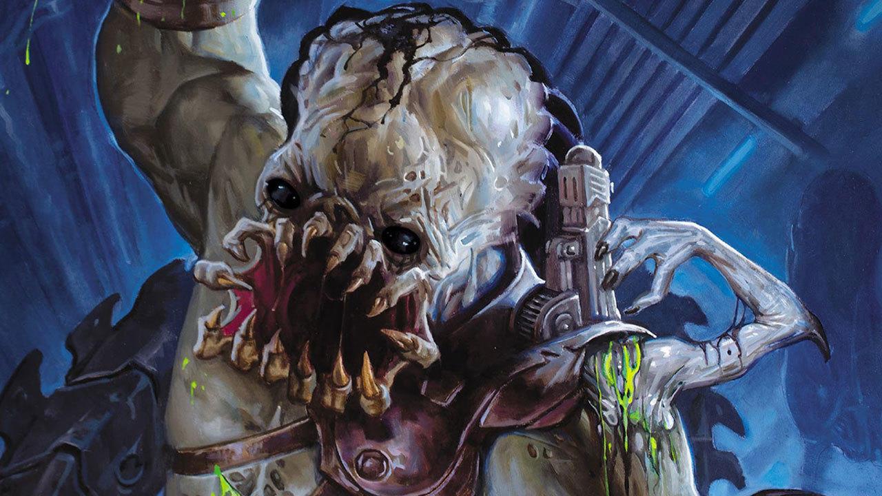 11. Mutant Predator