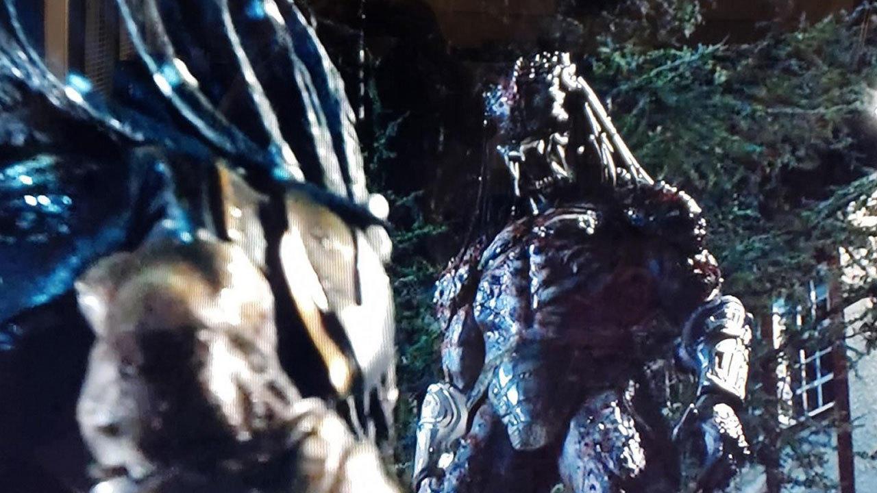 12. Giant Hybrid Predator