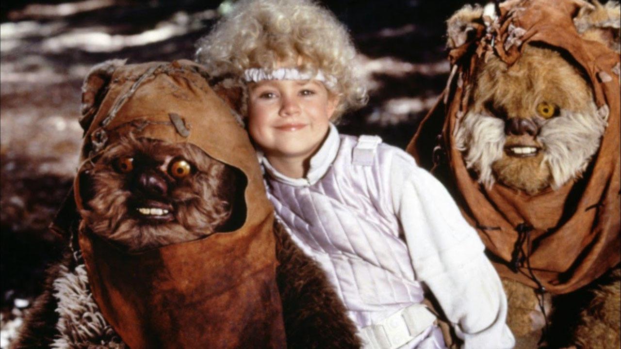 9. Caravan of Courage: An Ewok Adventure (1984)