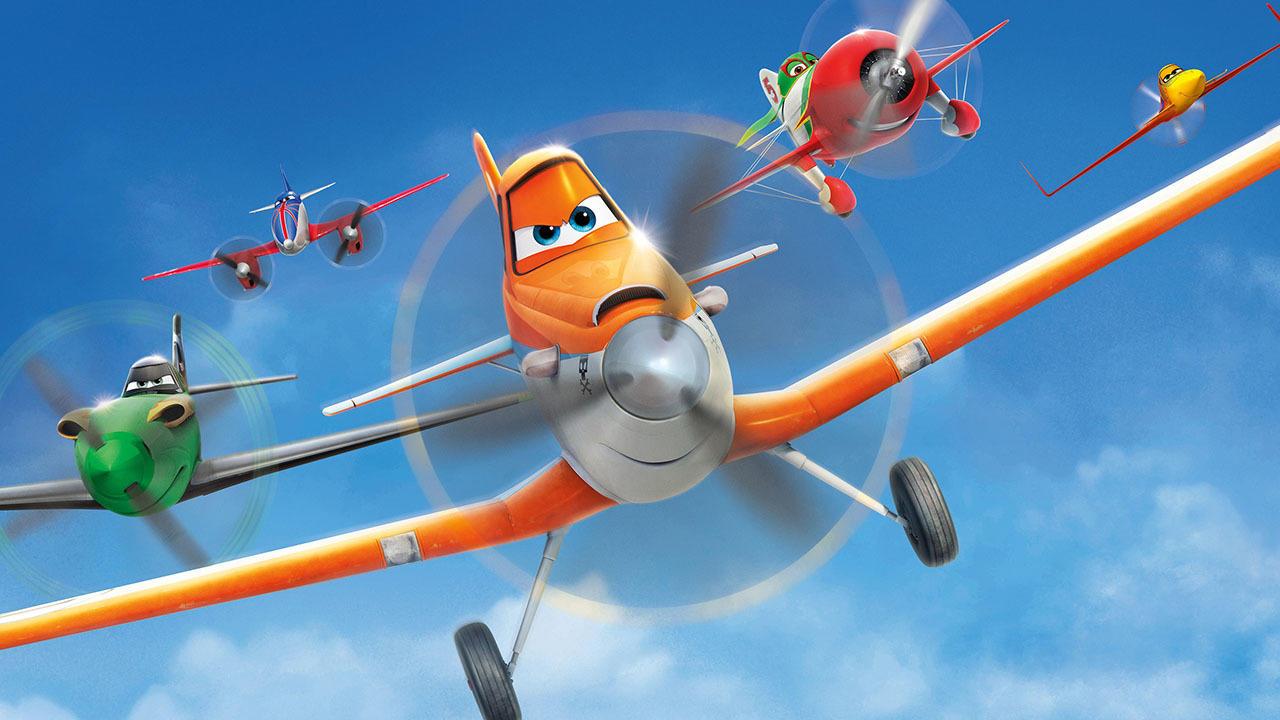6. Planes (2013)