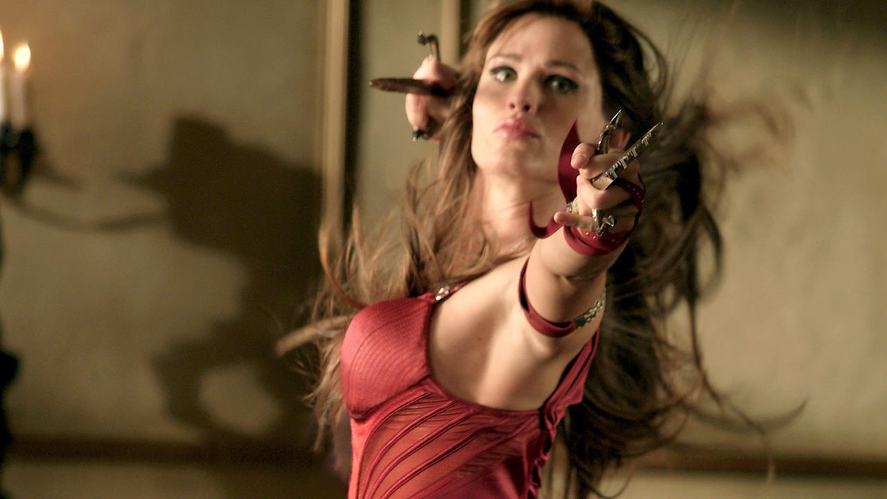 4. Elektra (2005)