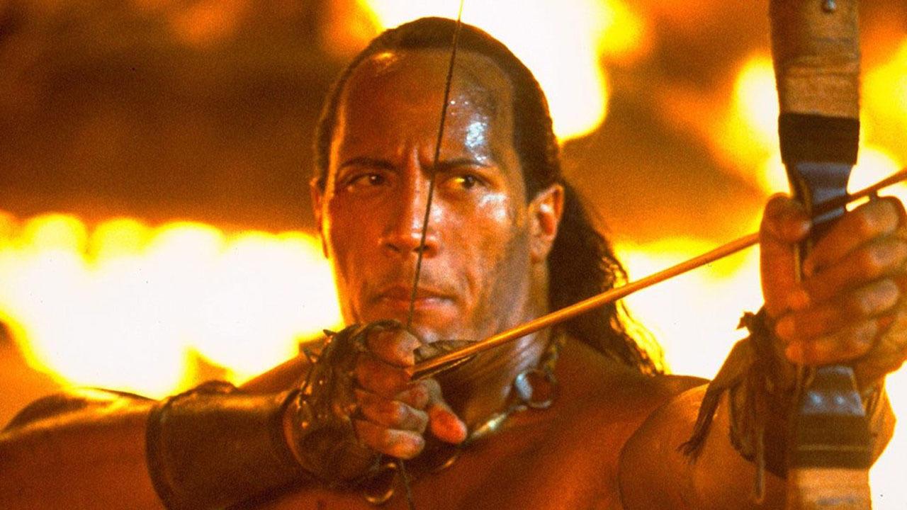 3. The Scorpion King (2002)