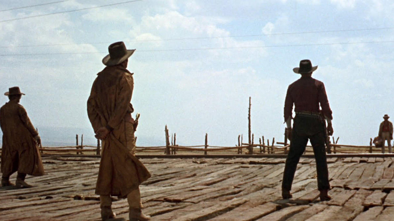 5. Once Upon A Time In The West (1969)