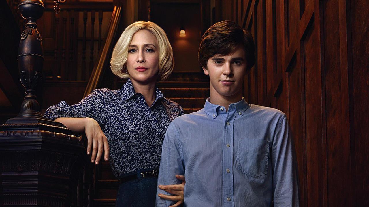 11. Bates Motel (Netflix)
