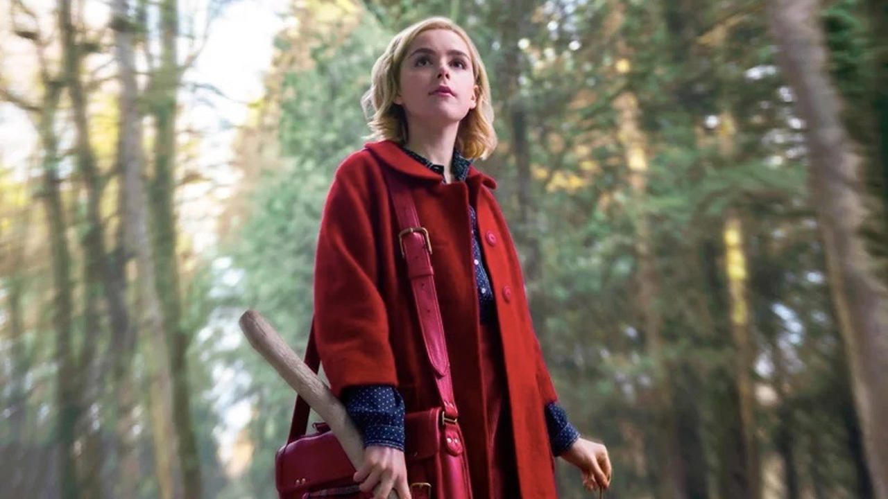 5. The Chilling Adventures of Sabrina (Netflix)