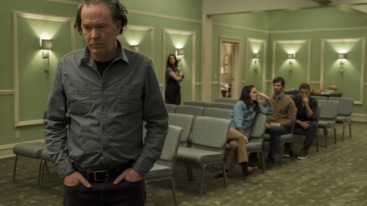 1. The Haunting of Hill House (Netflix)
