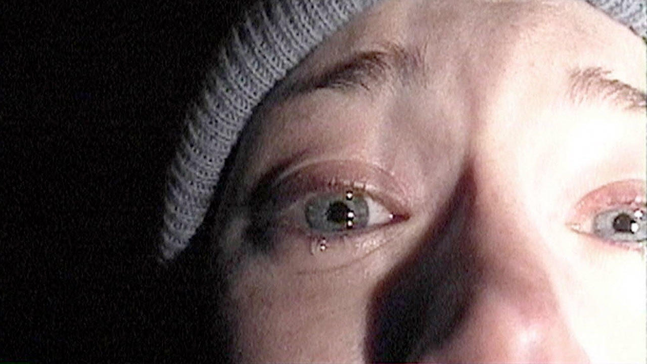 1. The Blair Witch Project (1999)