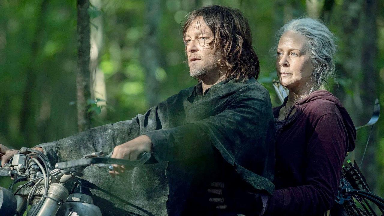 10. The Walking Dead Season 10