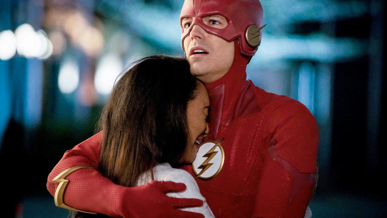15. The Flash Season 6