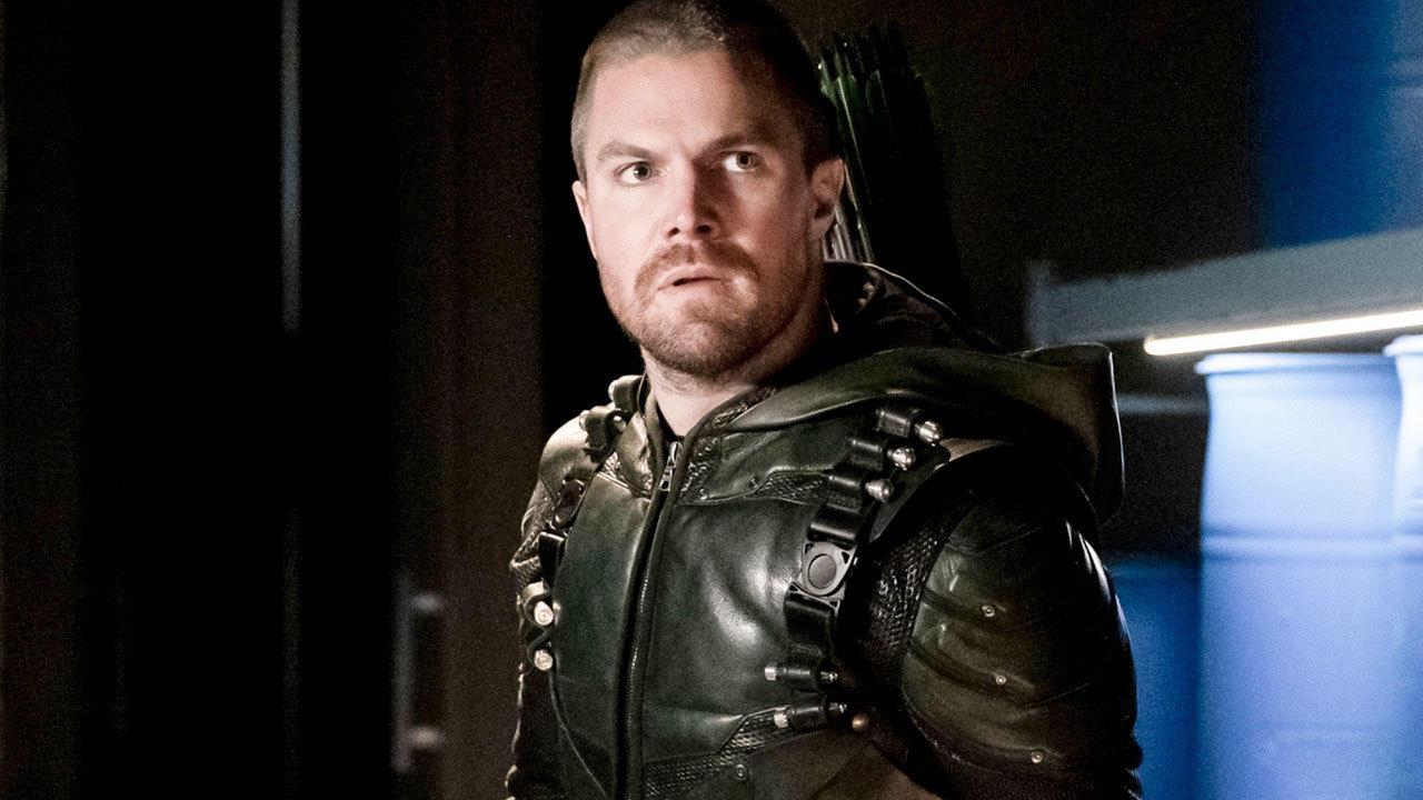 16. Arrow Season 8