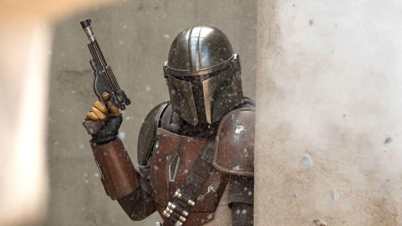 20. Star Wars: The Mandalorian