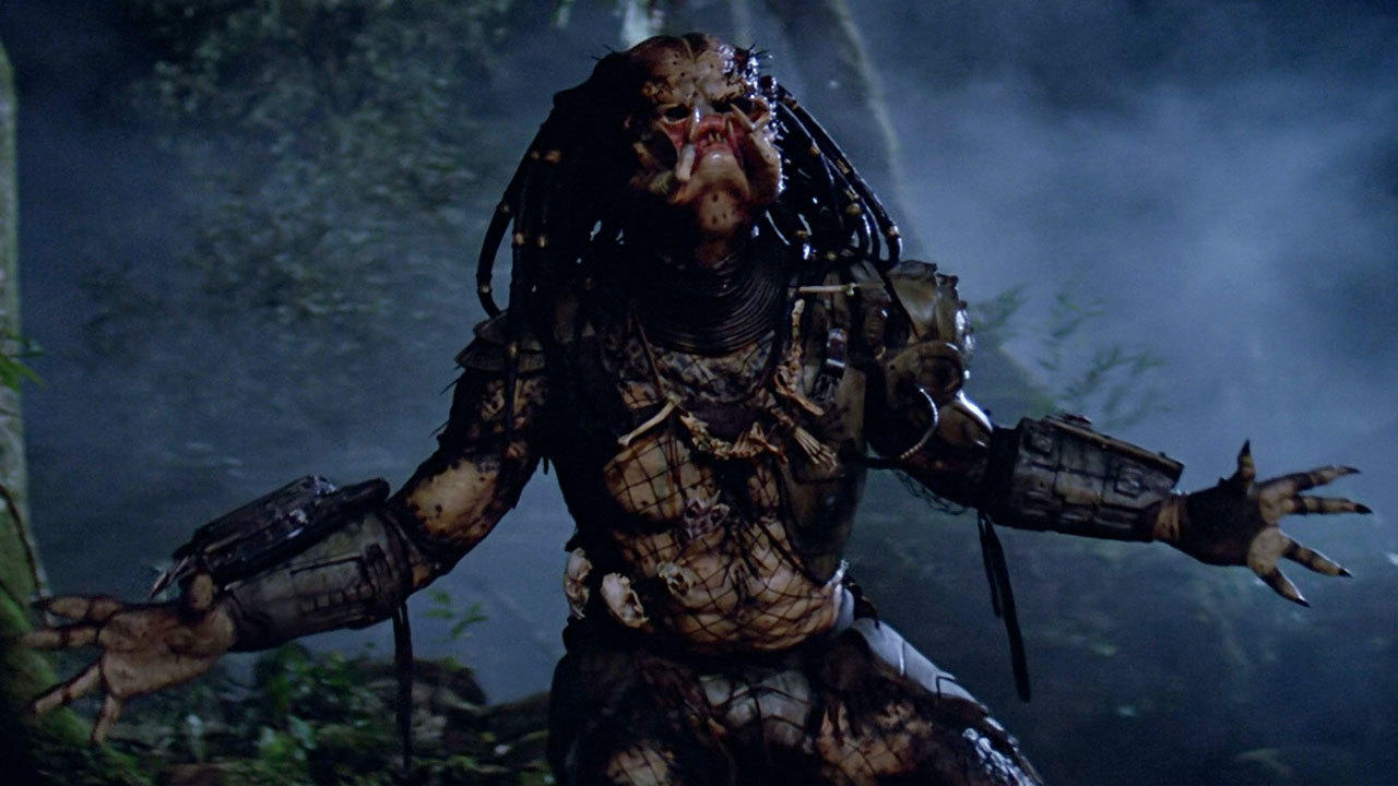 7. The Predator (Predator, 1987)