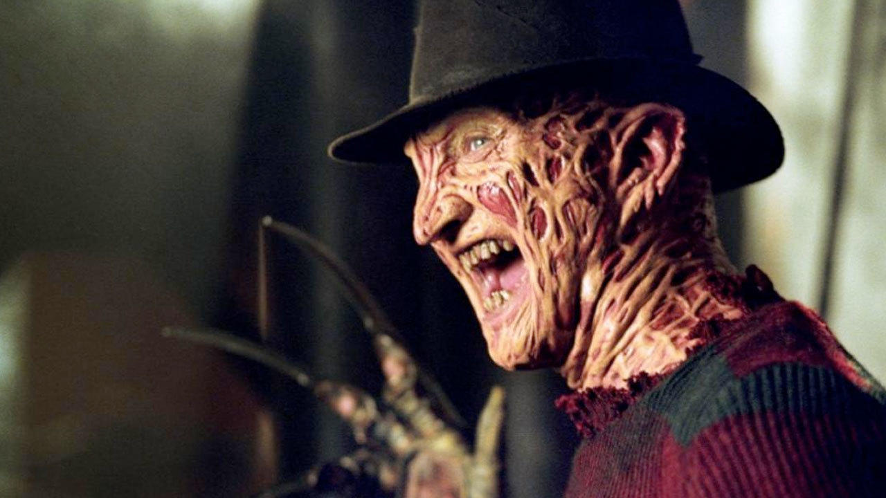 4. Freddy Krueger (A Nightmare on Elm Street, 1984)