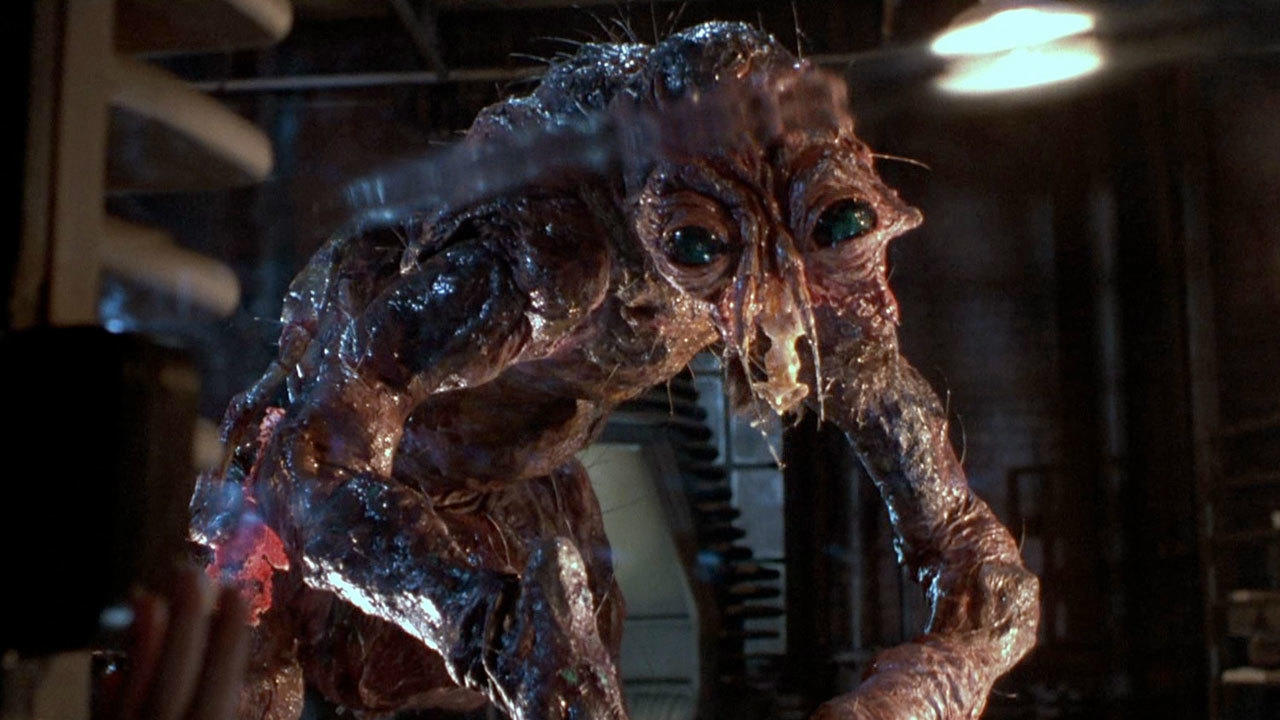 1. Brundlefly (The Fly, 1986)