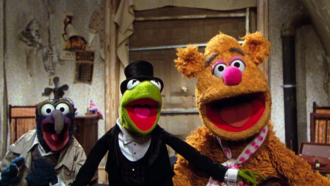 1. The Great Muppet Caper (1981)