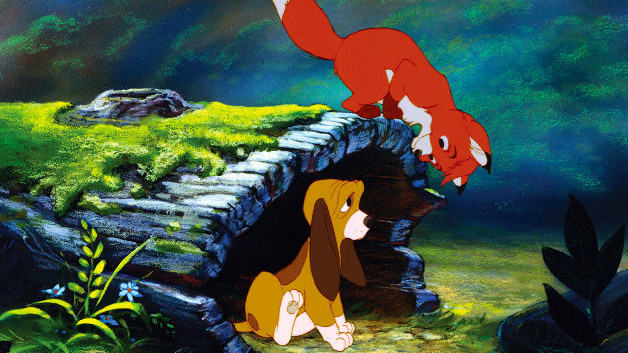 2. The Fox and the Hound (1981)