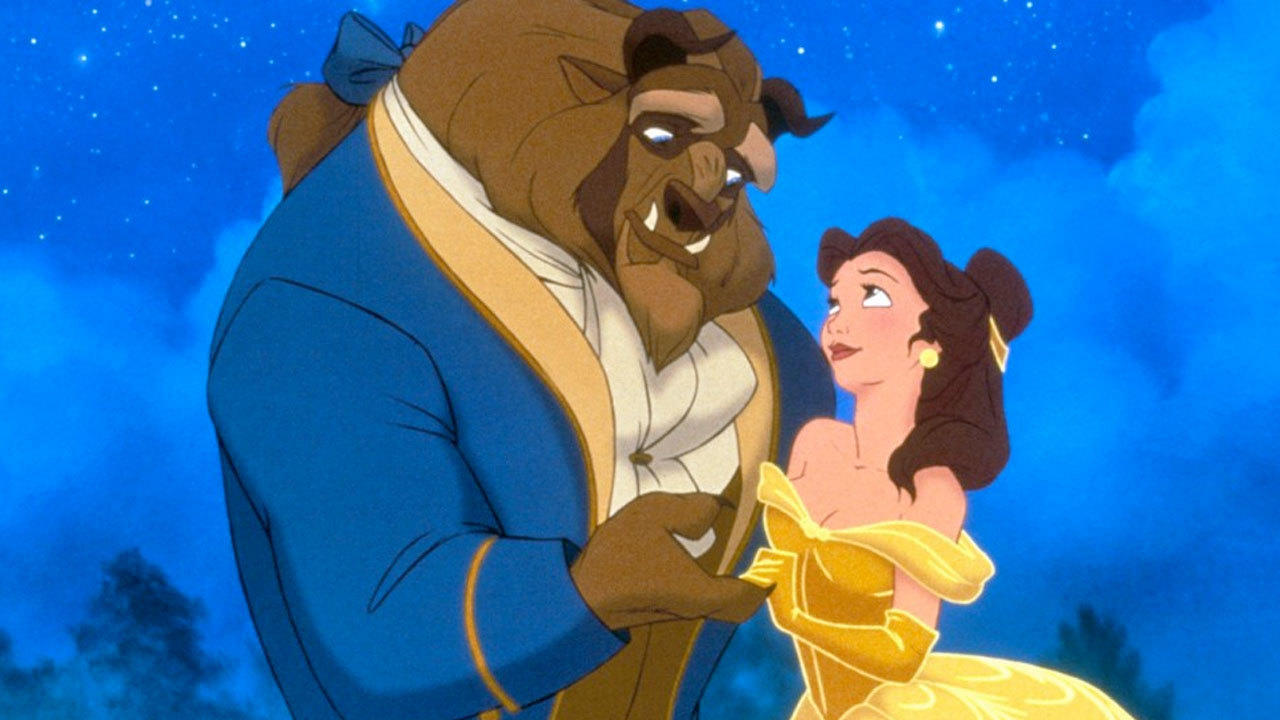 2. Beauty and the Beast (1991)