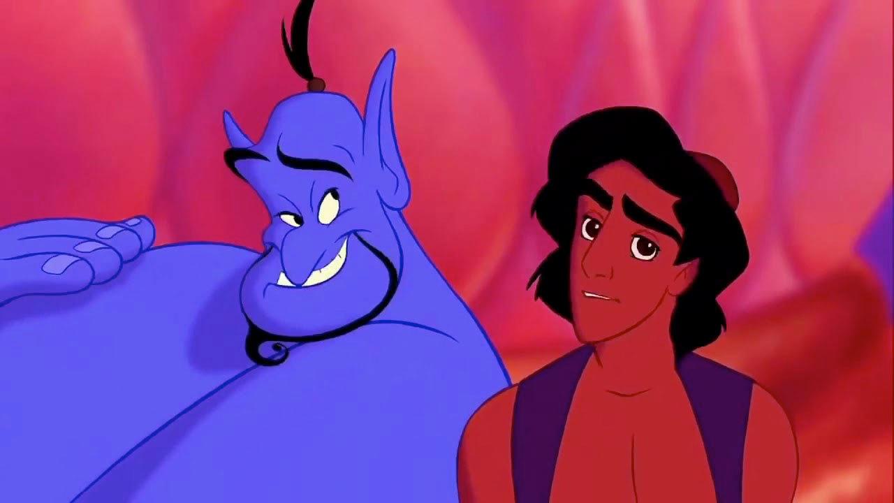 4. Aladdin (1992)