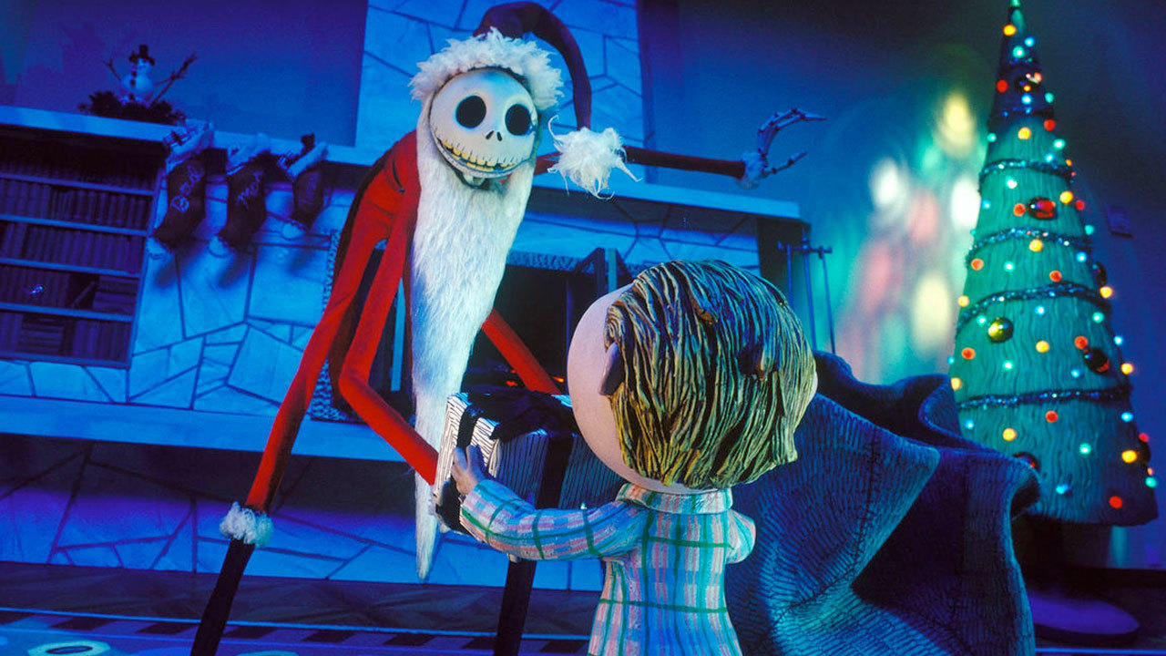 6. The Nightmare Before Christmas (1993)