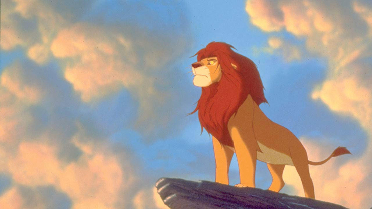 8. The Lion King (1994)