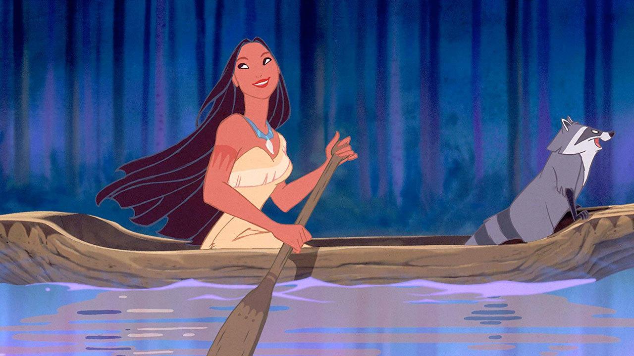 10. Pocahontas (1995)