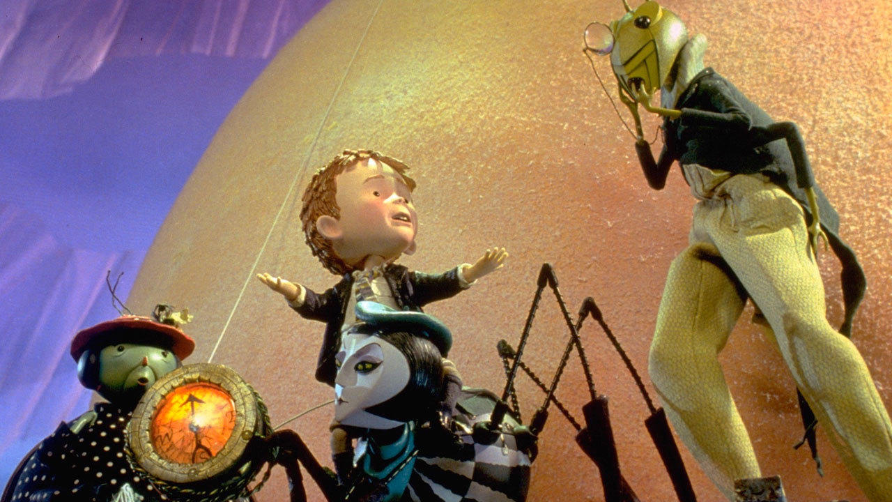 11. James and the Giant Peach (1996)