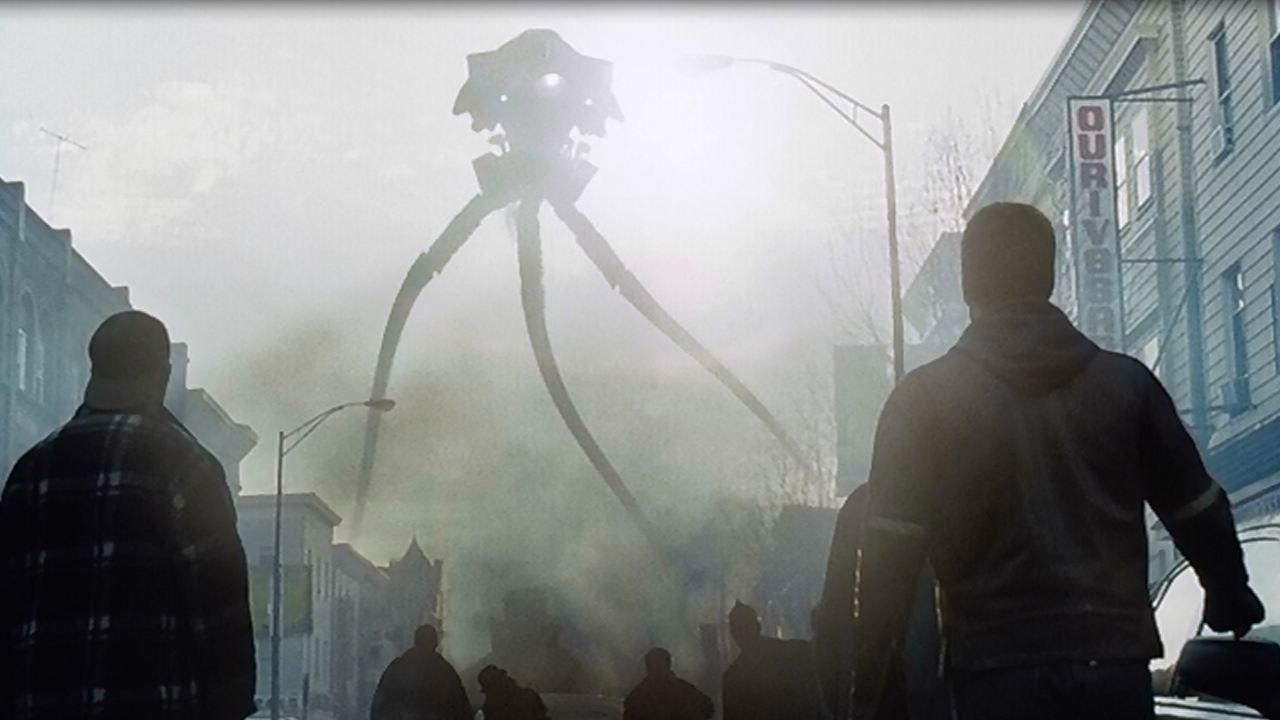 9. War of the Worlds (2005)