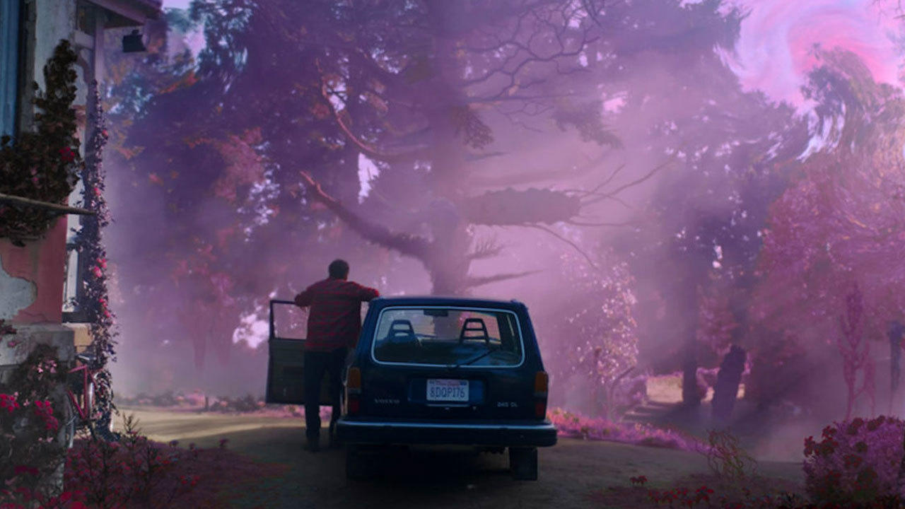 6/7. Annihilation (2017)/The Color From Out of Space (2019)