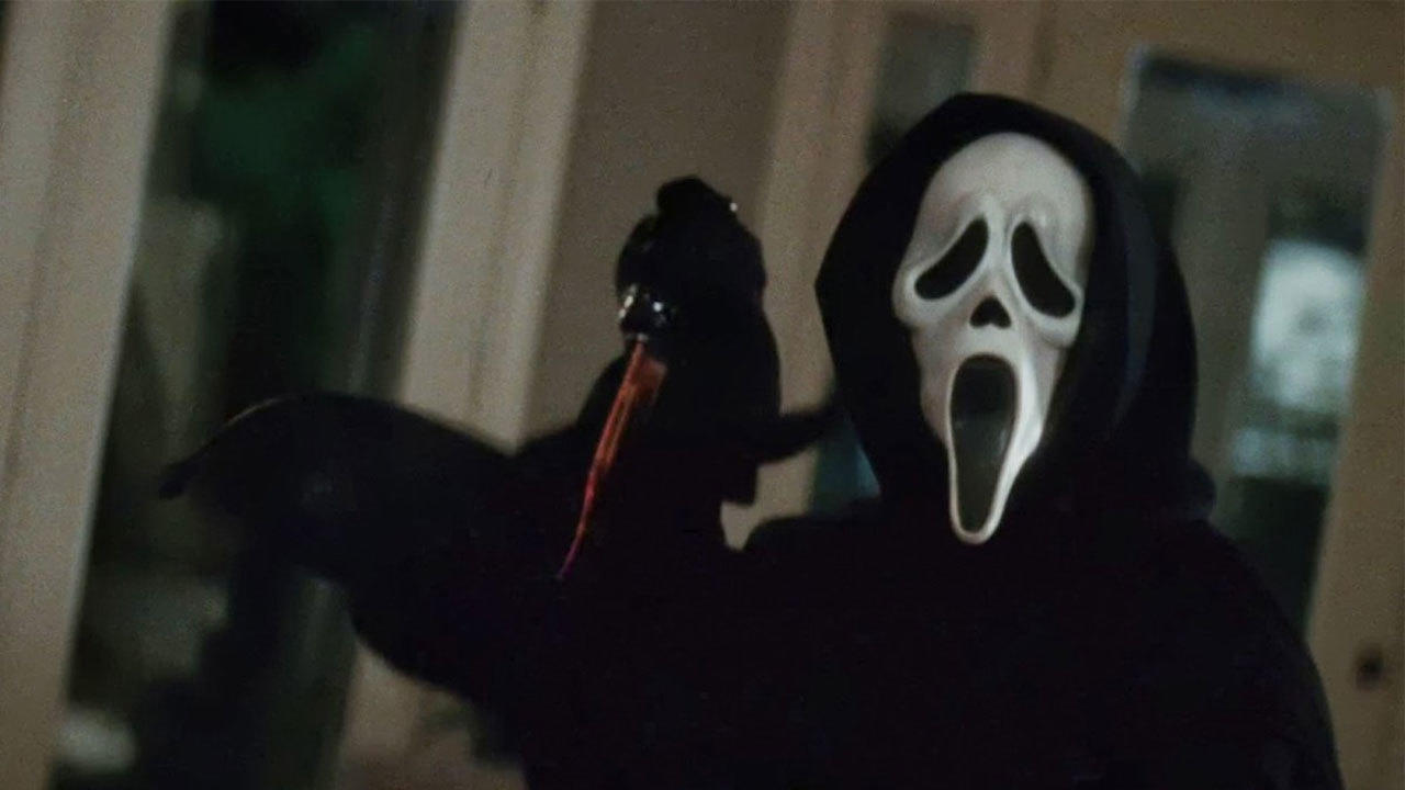 6. The Ghostface mask wasn't popular with everyone