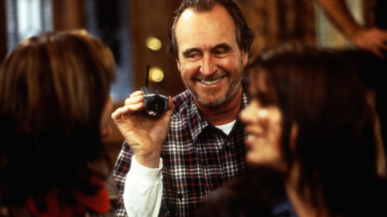2. Wes Craven wasn't interested at first