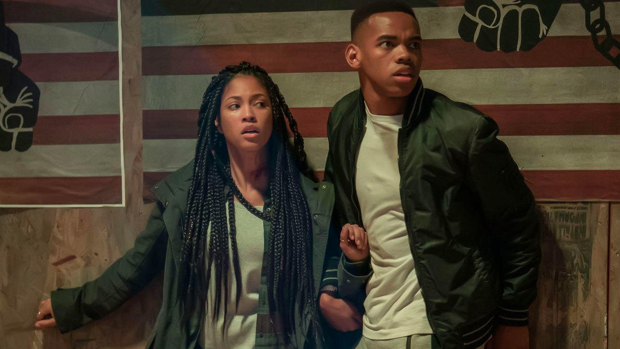 3. The First Purge (2018)