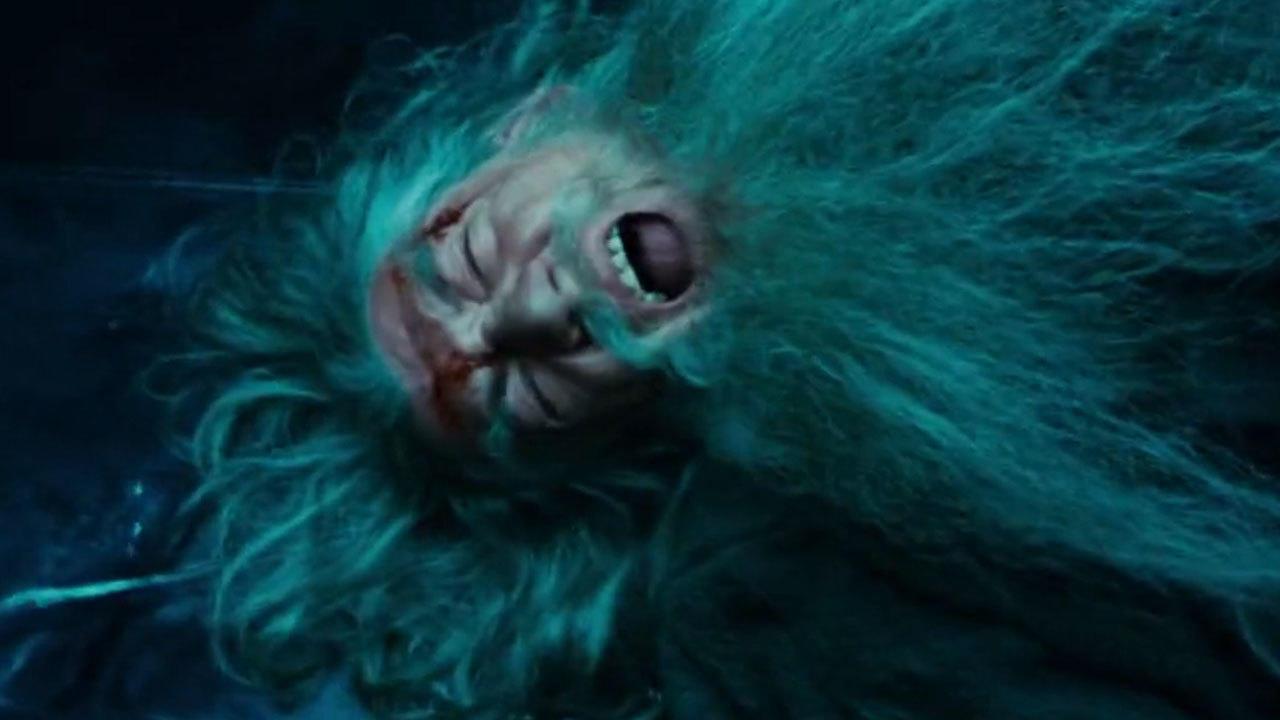 15. Peter Jackson hates wizards