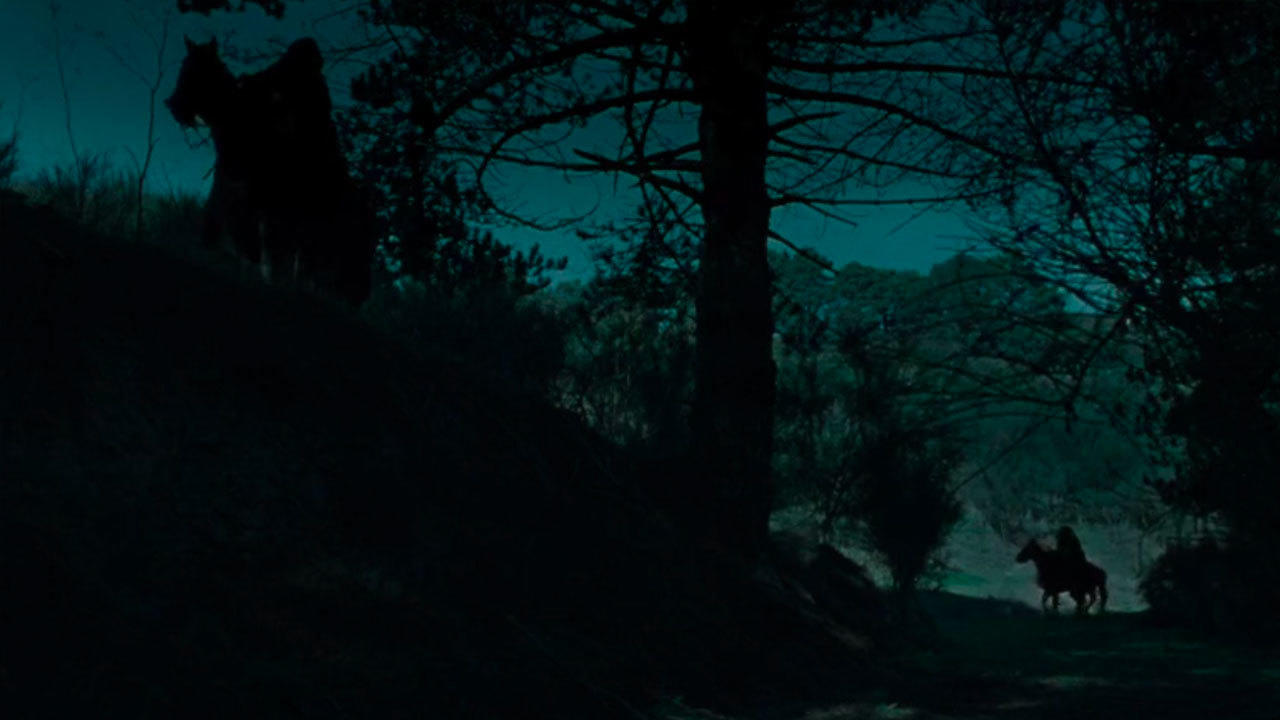 19. The Ringwraith screeches were performed by writer Fran Walsh