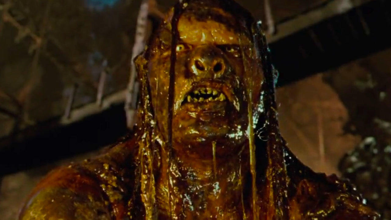 21. The scary Uruk-hai leader Lurtz was invented for the movies