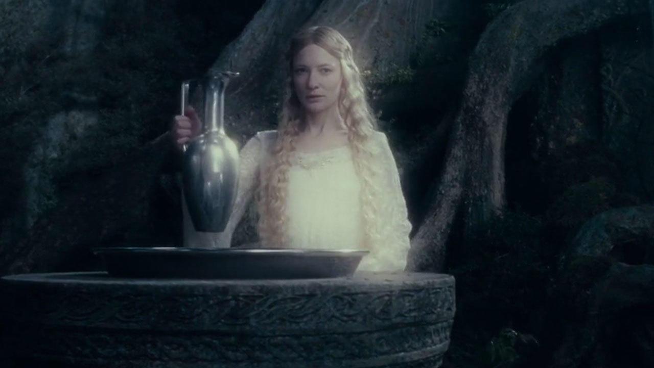31. Cate Blanchett wore disco shoes