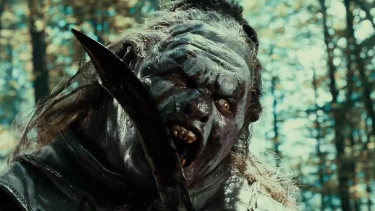 35. Peter Jackson didn't direct Aragorn's fight with Lurtz