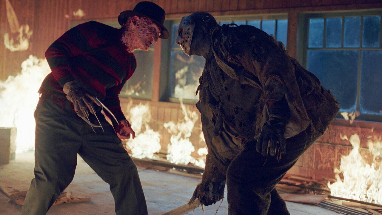 9. The Freddy vs. Jason Horror Universe