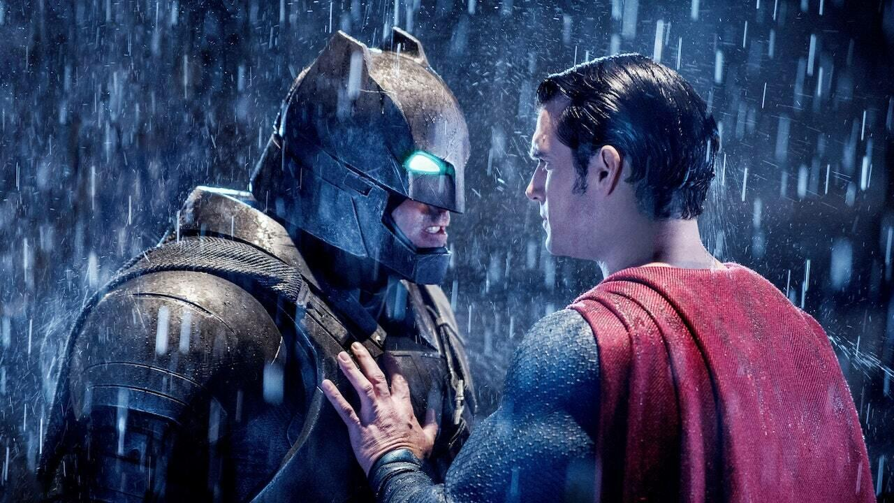 8. The DC Extended Universe
