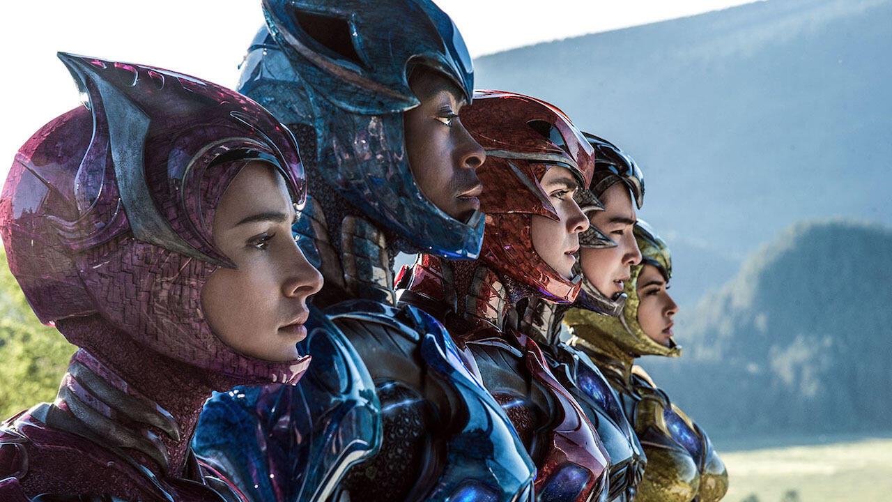6. Power Rangers Universe