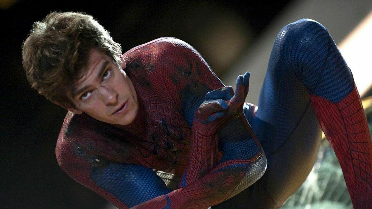 4. The Amazing Spider-Man Universe