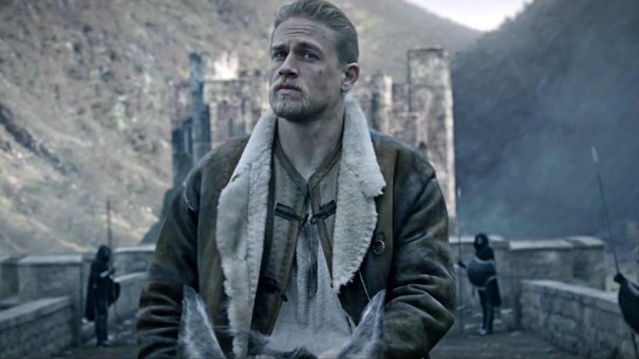 3. King Arthur Universe