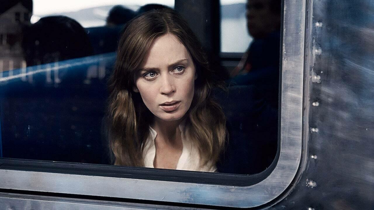 5. Girl on the Train