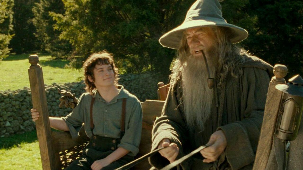 The Lord of the Rings trilogy (2000-2002)