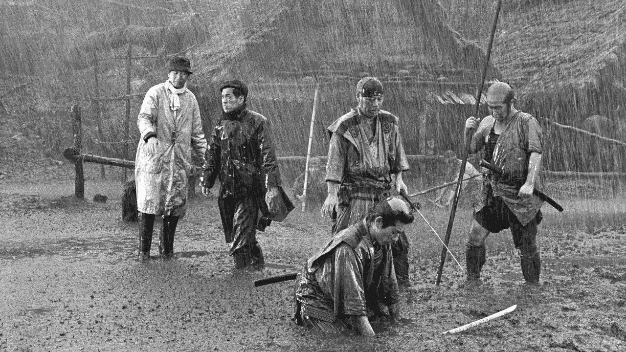 The Seven Samurai (1954)