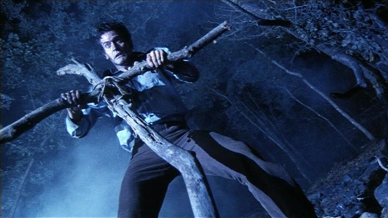 1. The Evil Dead (1981)/Evil Dead 2 (1987)